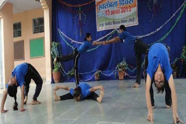 Jawahar Navodaya Vidyalaya- Yoga