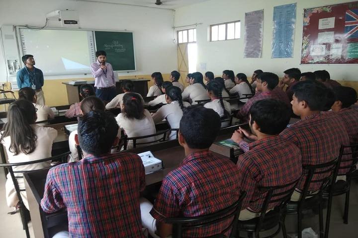 Jayanti Prasad Dav Public School-Class Room