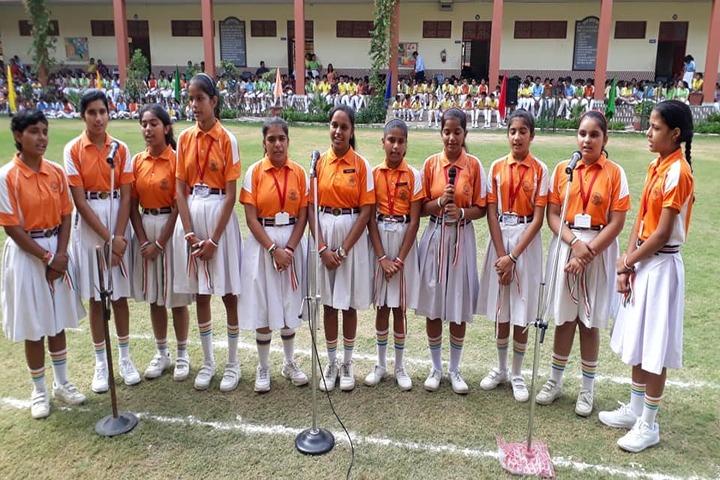 Jayanti Prasad Dav Public School-Singing