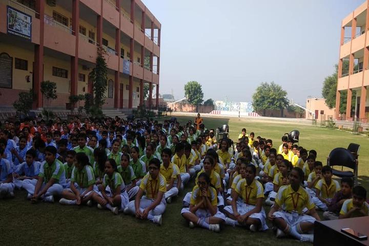 Jayanti Prasad Dav Public School-Students