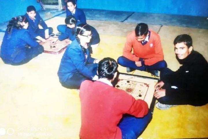 Jcm International School-Indoor Games