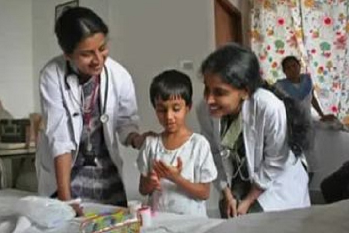 Jcm International School-Medical Facility