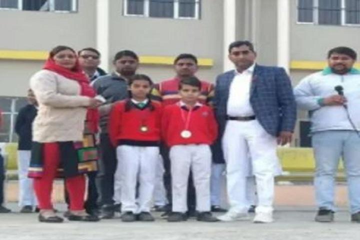 Jcm International School-Prizes