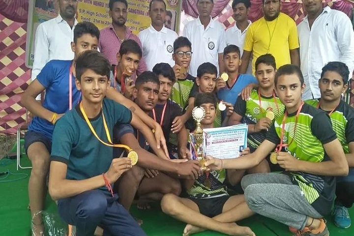 Jcm International School-Sports Meet Prizes