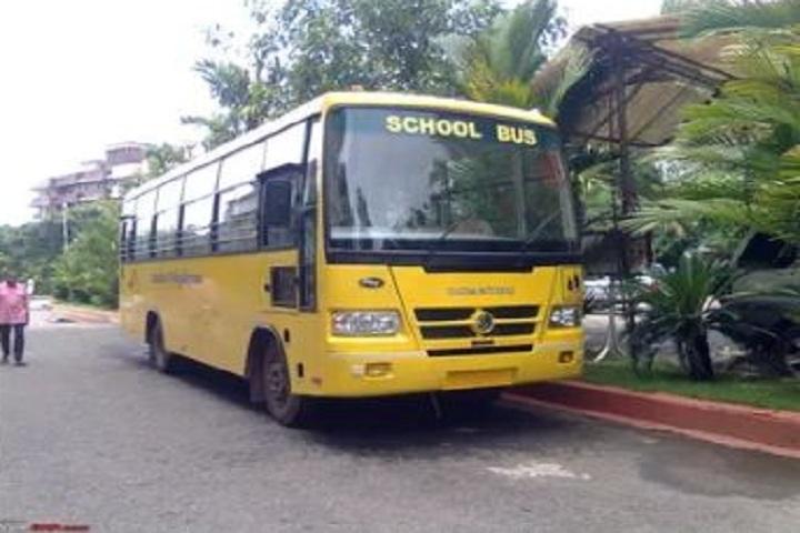 Jcm International School-Transport