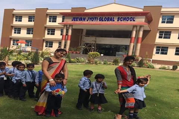 Jeevan Jyoti Global School-Students