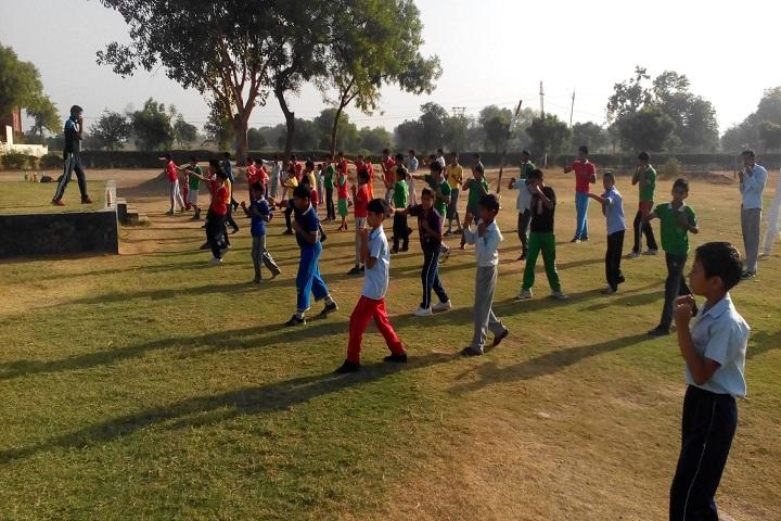Jeewan Jyoti Public School-Karate
