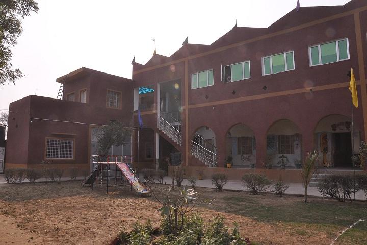 Jeewan Jyoti Public School-Play Area