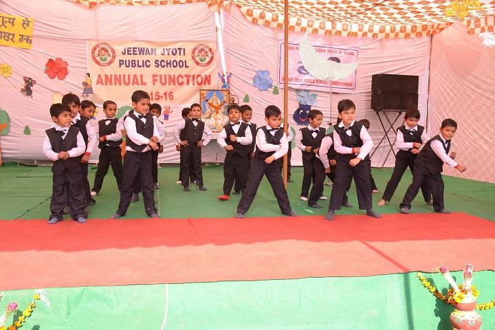 Jeewan Jyoti Public School-Annual Day Dances