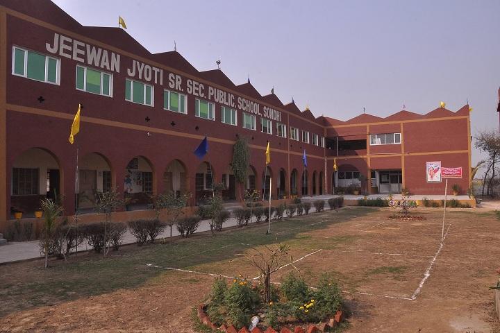 Jeewan Jyoti Public School-Campus