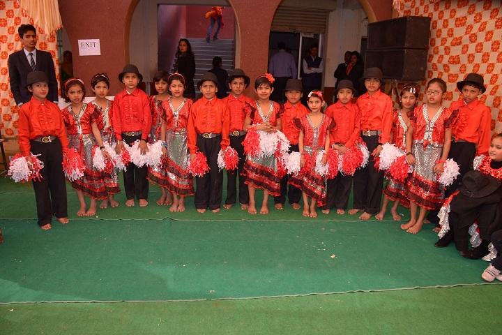 Jeewan Jyoti Public School-Dance Crew