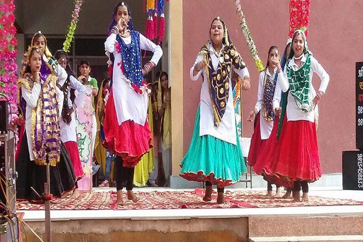 Jeewan Jyoti Public School-Dances