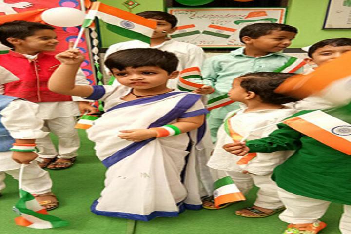 Jeewan Jyoti Public School-Independence Day Celebrations