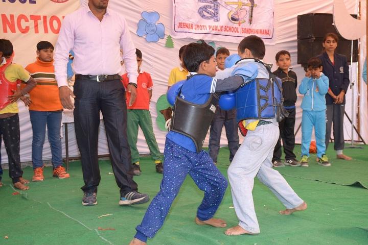 Jeewan Jyoti Public School-Sports