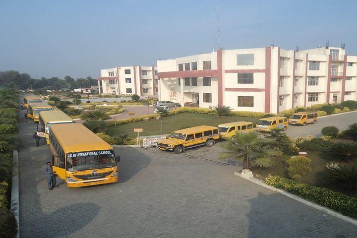 Jk International School-Campus View