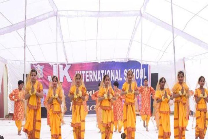 Jk International School-Dance