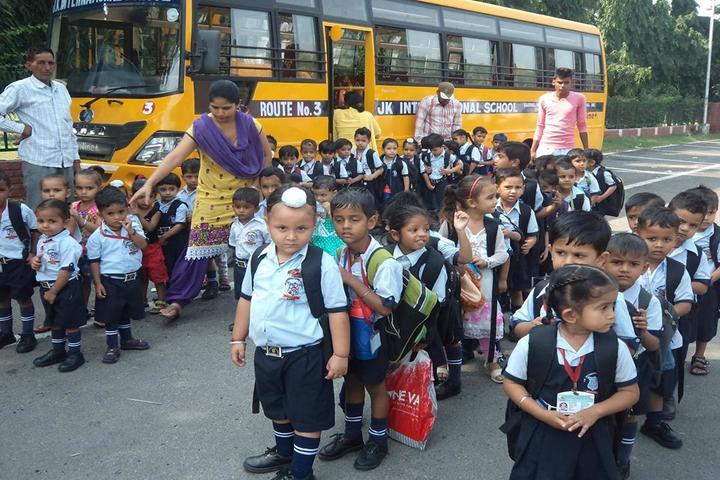 Jk International School-Transport