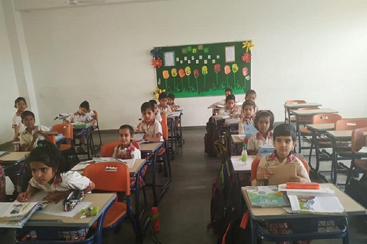 Jkp International School-Junior Wing Classrooms