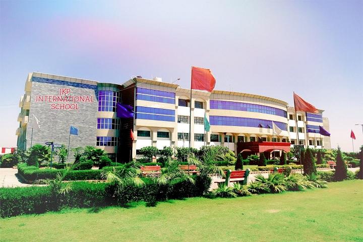 Jkp International School-Campus