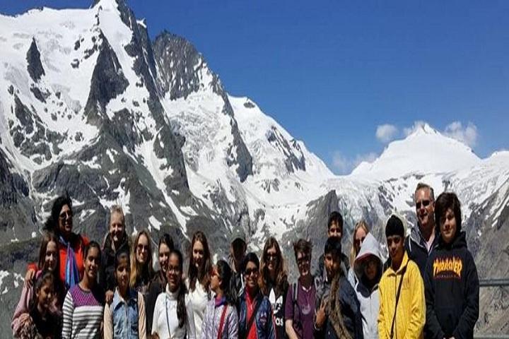 Jkp International School-Germany Tour