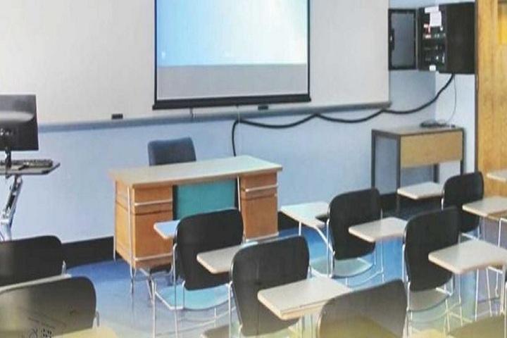 Jkp International School-Smart ClassRooms