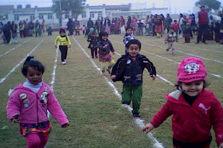 Jlj Concept School-Running Competition