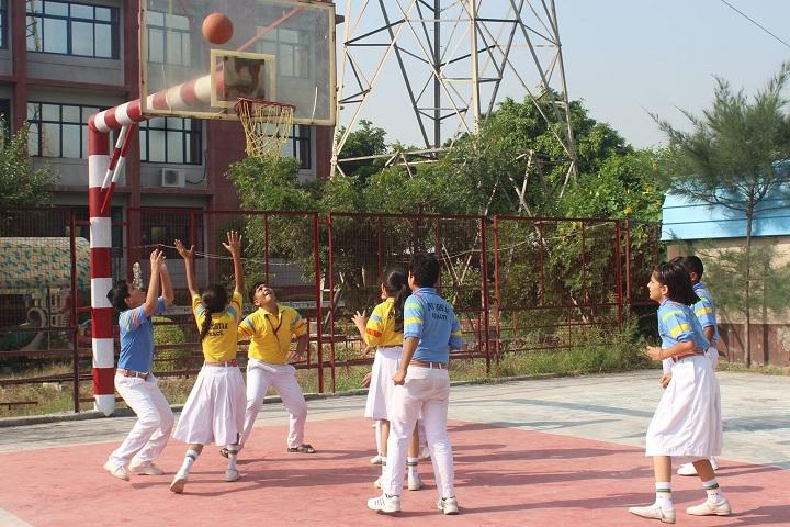 John Wesley Convent School-Sports