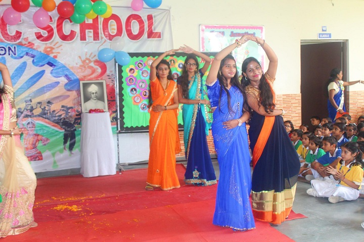 Jyoti Public School-Dances