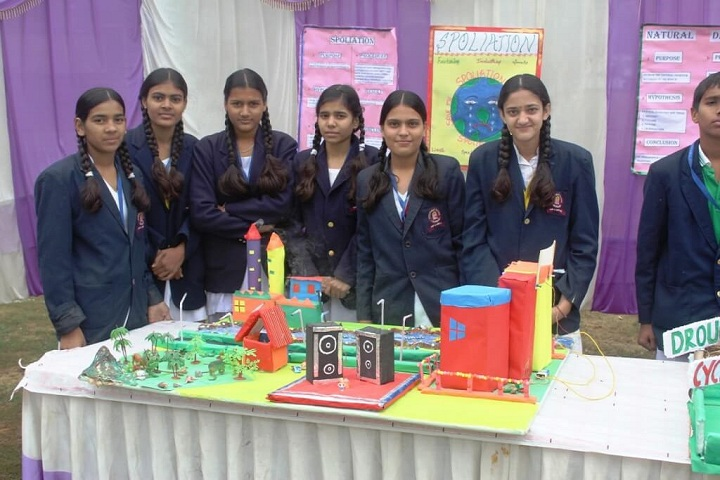 Jyoti Public School-Exhibition