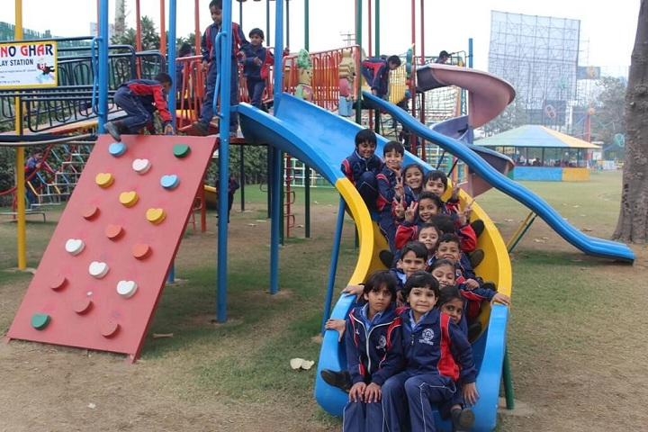 Jyoti Public School-Kids Play Area