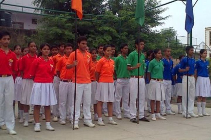 K L Mehta Dayanand Public Senior Secondary School-Students