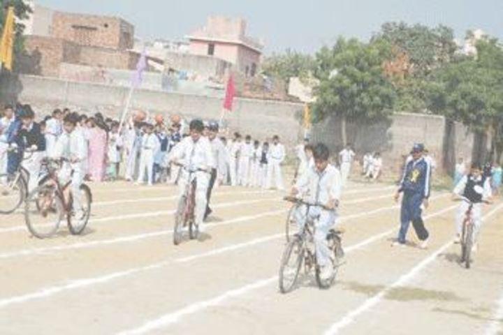 K M Public School-Sports