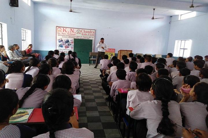 KN Senior Secondary School-Classroom