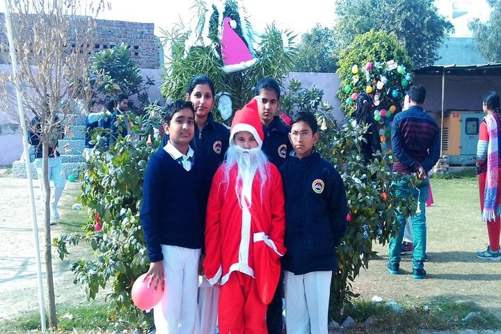 KN Senior Secondary School-Christmas Celebration
