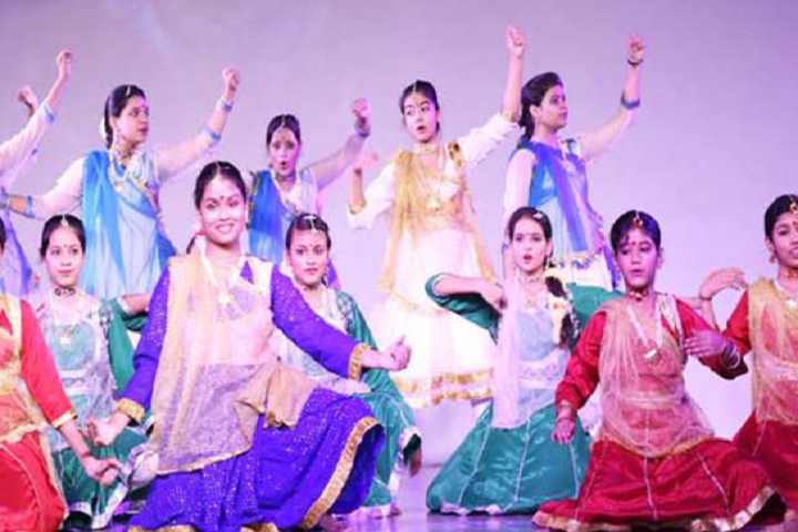 KN Senior Secondary School-Events Function