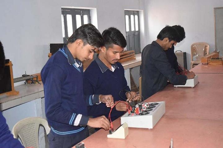 KN Senior Secondary School-Science Lab