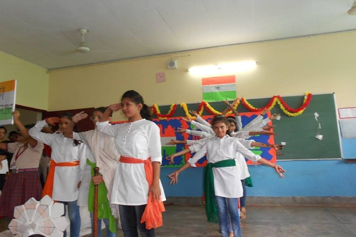 Kali Ram Dav Public School-Independence Day