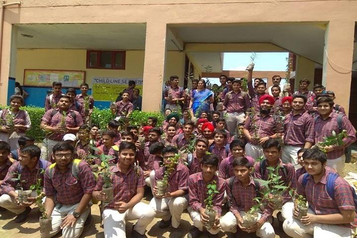 Kali Ram Dav Public School-Plantation