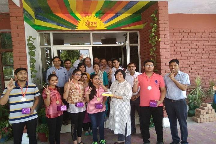 Kali Ram Dav Public School-Toppers