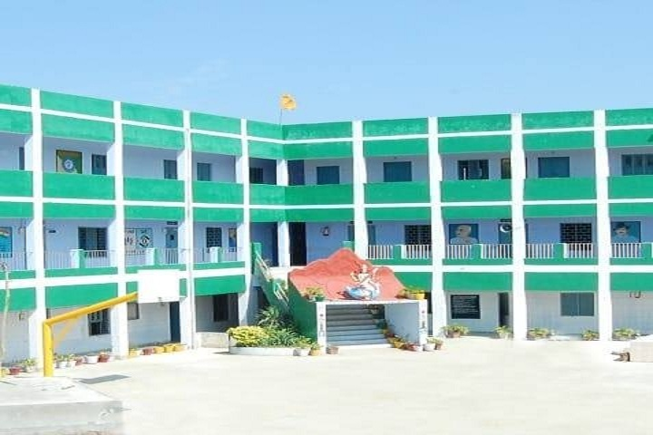 Kalpana Chawla Vidyapeeth-Campus