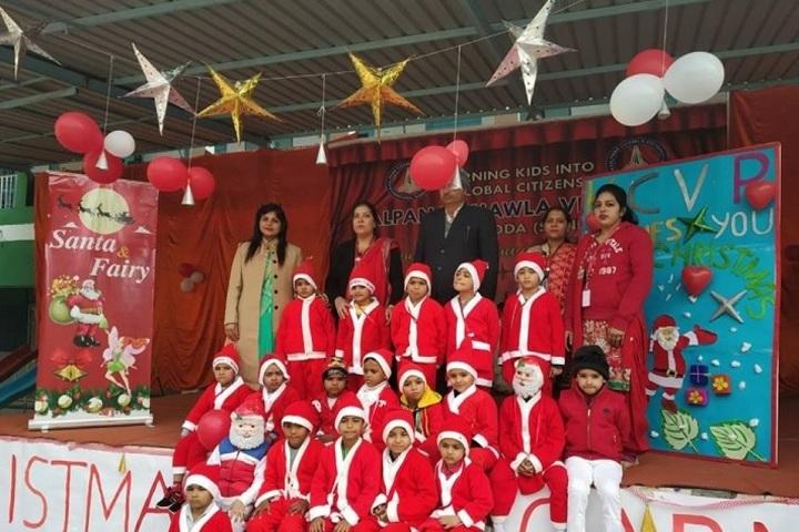 Kalpana Chawla Vidyapeeth-Christmas