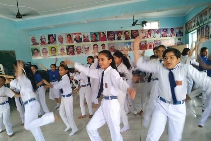 Kalpana Chawla Vidyapeeth-Dance Room