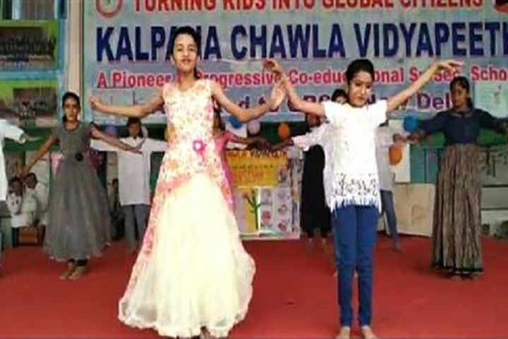 Kalpana Chawla Vidyapeeth-Dances