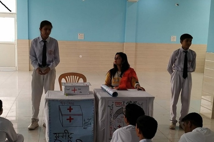 Kalpana Chawla Vidyapeeth-Medical Facility