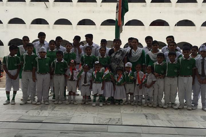 Kamla Montessori School-Independence Day