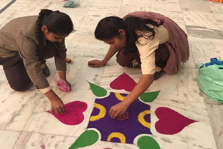 Kamla Montessori School-Activities