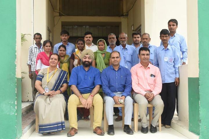 Kastoori Devi Memorial Public School-Teaching Staff