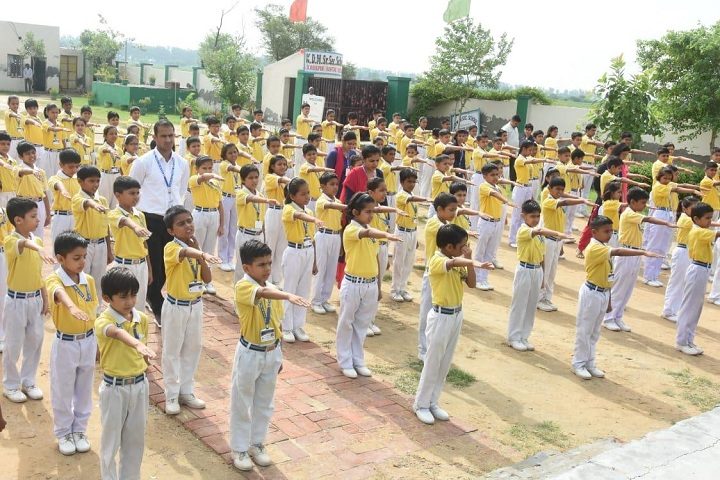 Kastoori Devi Memorial Public School-Assembly