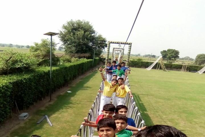 Katar Singh Memorial Public School-Adventure Camp