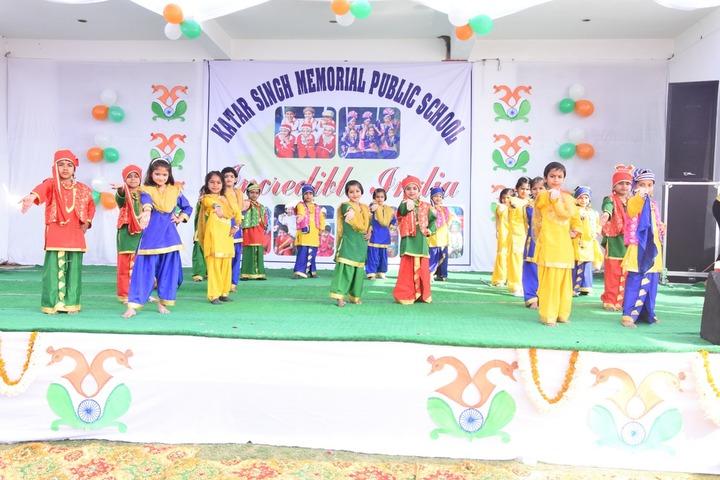 Katar Singh Memorial Public School-Event
